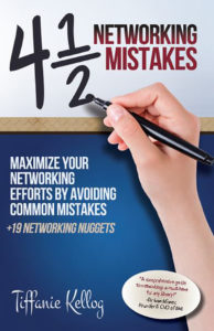 4.5 Networking Mistakes Book Cover